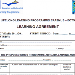 learning-agreement